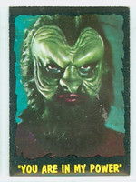 1964 Outer Limits O-Pee-Chee 32 You Are In My Power Very Good to Excellent