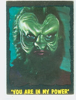 1964 Outer Limits O-Pee-Chee 32 You Are In My Power Excellent