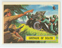 1965 Battle 4 Grenade of Death Excellent to Excellent Plus