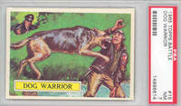 1965 Battle 15 Dog Warrior PSA 7 Near Mint