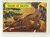 1965 Battle 27 Train of Death Excellent