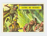 1965 Battle 34 Savings His Buddies Excellent to Mint