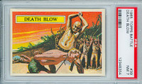 1965 Battle 39 Death Blow PSA 7 Near Mint