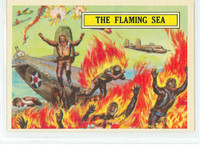 1965 Battle 40 The Flaming Sea Excellent to Excellent Plus