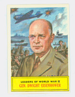 1965 Battle 64 Dwight Eisenhower Excellent to Excellent Plus