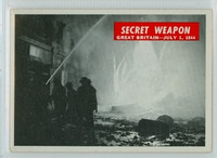 1965 War Bulletin 48 Secret Weapon Excellent to Mint