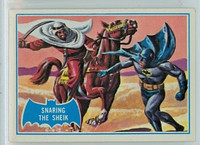1966 Batman Blue Bat 8 Snaring The Sheik Excellent to Excellent Plus Logo