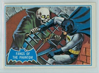 1966 Batman Blue Bat 24 Fangs of the Phantom Excellent to Excellent Plus Logo