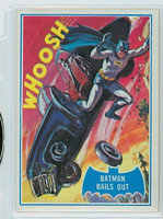 1966 Batman Blue Bat 40 Batman Bails Out Near-Mint Plus Logo
