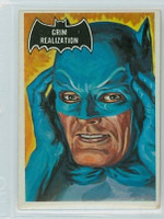 1966 Batman Black 7 Grim Realization Very Good to Excellent