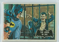 1966 Batman Black 13 The Joker In Jail Very Good to Excellent