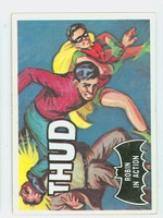 1966 Batman Black 18 Robin In Action Excellent