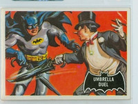 1966 Batman Black 23 Umbrella Duel Excellent