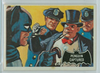 1966 Batman Black 24 Penguin Captured Very Good to Excellent