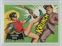 1966 Batman Black 30 Fighting Back Excellent