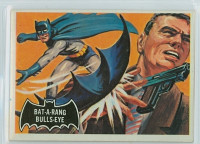1966 Batman Black 32 Bat-A-Rang Bullseye Excellent to Mint