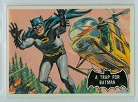 1966 Batman Black 37 A Trap For Batman Excellent to Mint
