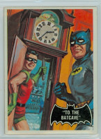 1966 Batman Black 39 To The Batcave Very Good