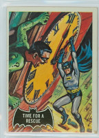 1966 Batman Black 41 Time For A Rescue Good to Very Good