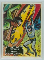 1966 Batman Black 41 Time For A Rescue Excellent