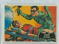 1966 Batman Black 42 Robin In Peril Excellent