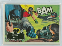 1966 Batman Black 44 Flying Fists Excellent to Mint