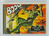 1966 Batman Black 45 Trap For The Riddler Very Good