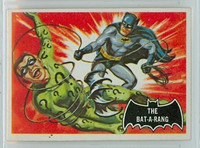 1966 Batman Black 46 The Bat-A-Rang Excellent