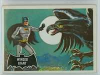 1966 Batman Black 52 Winged Giant Very Good to Excellent
