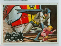 1966 Batman Black 53 Race Against Death Very Good to Excellent