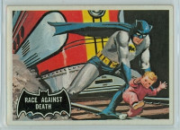 1966 Batman Black 53 Race Against Death Excellent to Mint
