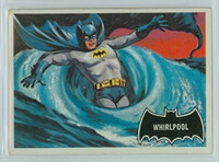 1966 Batman Black 54 Whirlpool Good to Very Good