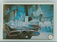 1966 Batman Color 7 The Batmobile Excellent