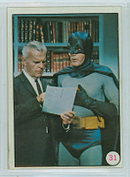1966 Batman Color 31 A Clue Very Good