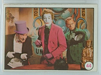 1966 Batman Color 44 Joker, Penguin, Riddler Excellent to Excellent Plus