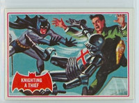 1966 Batman Red 9 Knighting a Thief Near-Mint