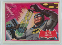 1966 Batman Red 25 In the Batlab Excellent