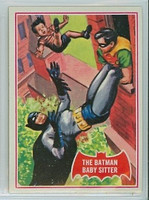 1966 Batman Red 34 The Batman Baby Sitter Near-Mint Plus