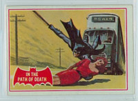 1966 Batman Red 38 In the Path of Death Very Good