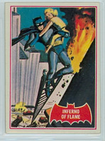 1966 Batman Red 40 Inferno of Flame Good to Very Good