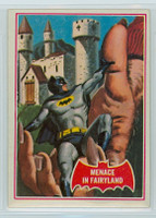 1966 Batman Red 43 Menace in Fairyland Excellent