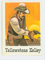 1966 Good - Bad Guys 21 Yellowstone Kelley Near-Mint Plus