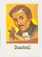 1966 Good - Bad Guys 51 Quantrell Near-Mint to Mint
