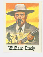 1966 Good - Bad Guys 52 William Brady Near-Mint