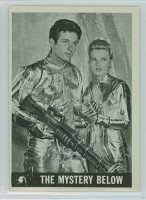 1966 Lost In Space 9 Mystery Below Excellent