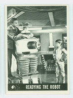 1966 Lost In Space 12 Readying the Robot Excellent to Mint