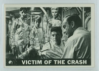 1966 Lost In Space 23 Victim Of The Crash Excellent to Mint