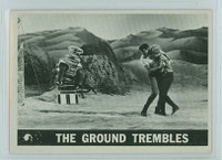 1966 Lost In Space 31 Ground Trembles Excellent