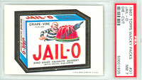 1967 Wacky Pack 31 Jail-O Dessert PSA 7 Near Mint
