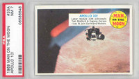 1969 Man on the Moon 33 Apollo 10 PSA 7 Near Mint